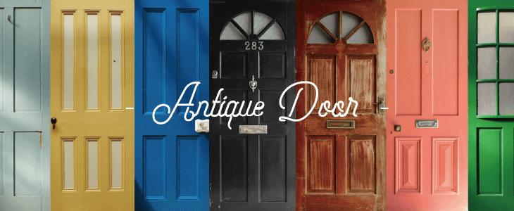 ドア アンティーク