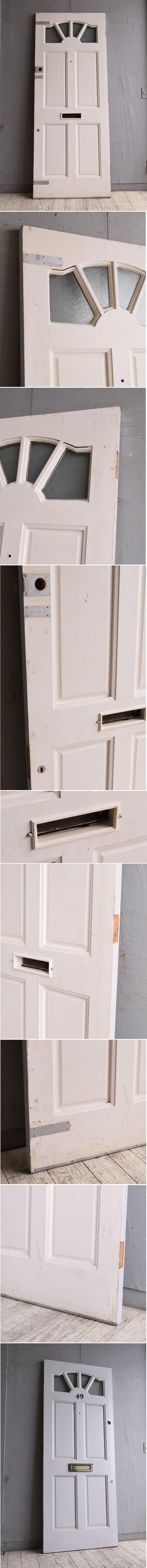 イギリス アンティーク ドア 扉 建具 10069