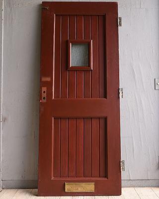 イギリス アンティーク ドア 扉 建具 10070