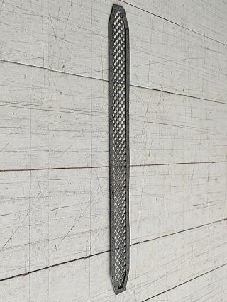 イギリス アンティーク 真鍮フィンガープレート ドアプレート10071