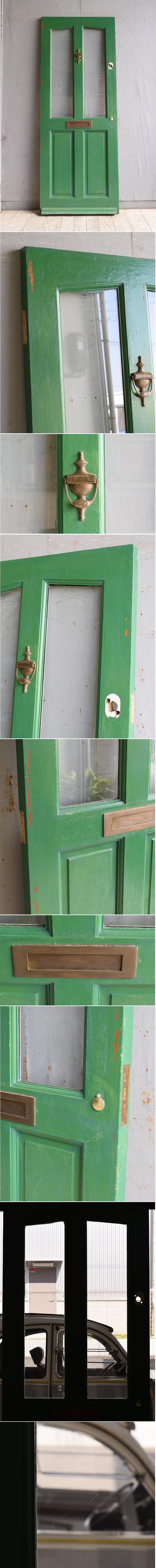 イギリス アンティーク ドア 扉 建具 10072