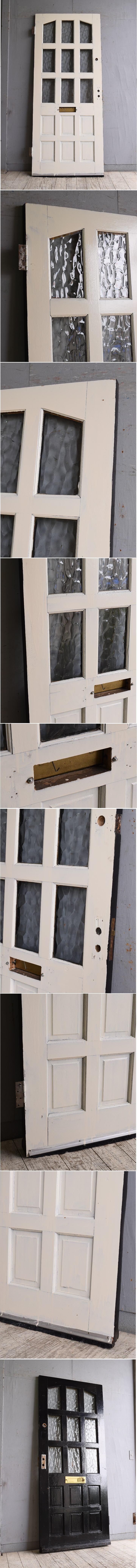 イギリス アンティーク ドア 扉 建具 10074