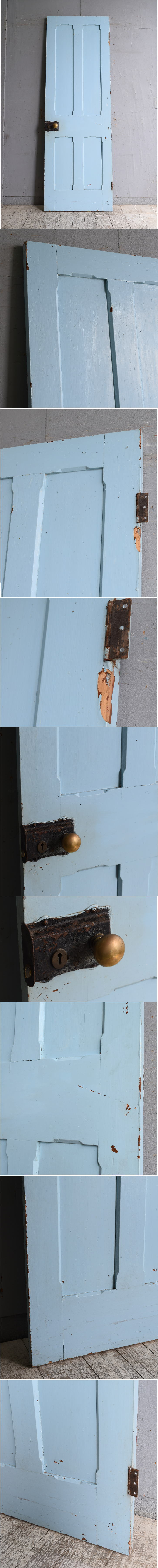 イギリス アンティーク ドア 扉 建具 10158
