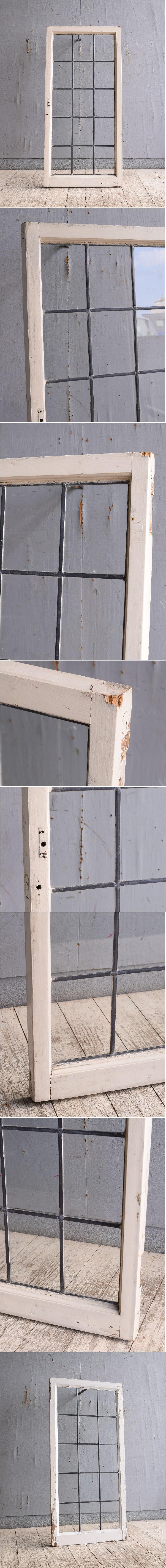 イギリス アンティーク 窓 無色透明 10175
