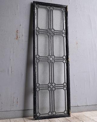 イギリス アンティーク 窓 鉄枠 10181