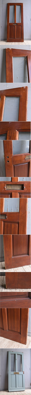 イギリス アンティーク ドア 扉 建具 10277