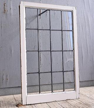 イギリス アンティーク 窓 無色透明 10335