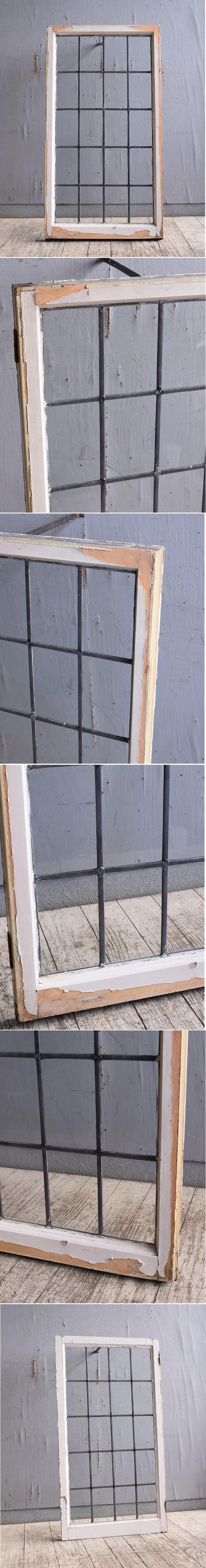 イギリス アンティーク 窓 無色透明 10338