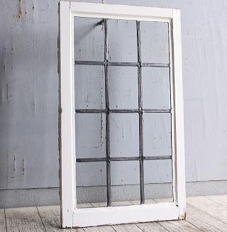 イギリス アンティーク 窓 無色透明 10341