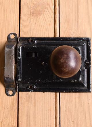 イギリス アンティーク ラッチ&ドアノブ 建具金物 10367