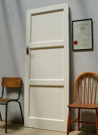 イギリス アンティーク 木製ドア 扉 建具 6401