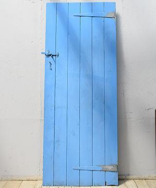 イギリス アンティーク 木製ドア 扉 ディスプレイ 建具 6857