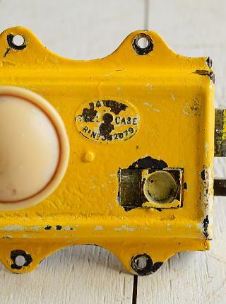 イギリス アンティーク ラッチ&ドアノブ 建具金物 6957