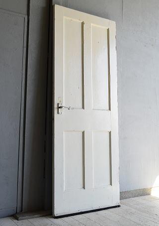 イギリス アンティーク 木製ドア 建具 7191