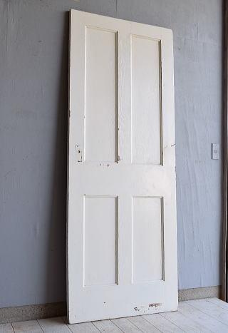 イギリス アンティーク 木製ドア 建具 7194