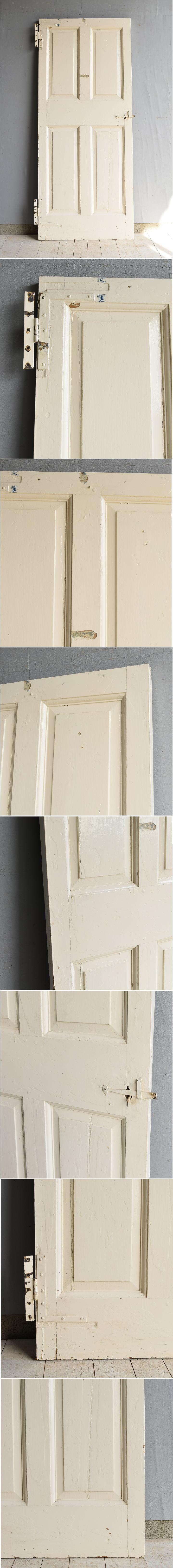 イギリス アンティーク 木製ドア 建具 7232