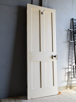 イギリス アンティーク 木製ドア 建具 7535