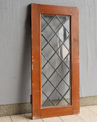 イギリス アンティーク 窓 格子窓 建具 7556