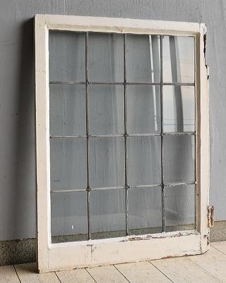 イギリス アンティーク 窓 格子窓 建具 7558