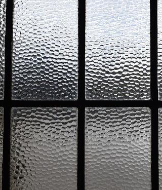 イギリス アンティーク 窓 格子窓 建具 7564