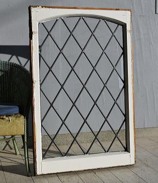 イギリス アンティーク 窓 ディスプレイ 建具 7574