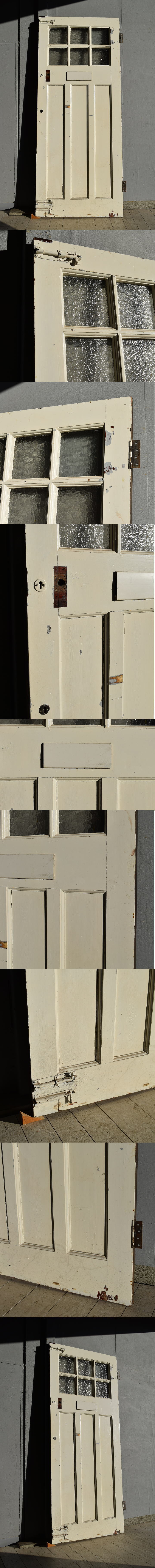 イギリス アンティーク ドア 扉 建具 7605