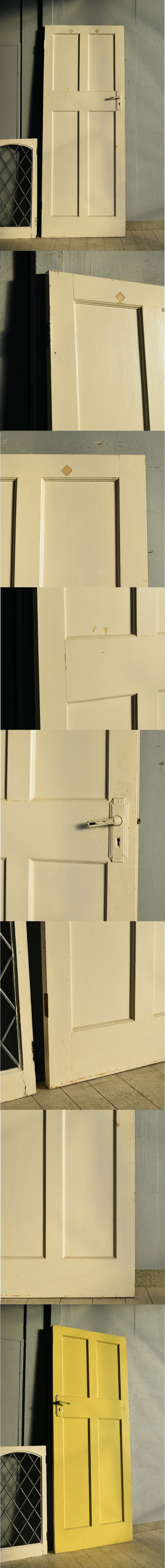 イギリス アンティーク ドア 扉 建具 7635