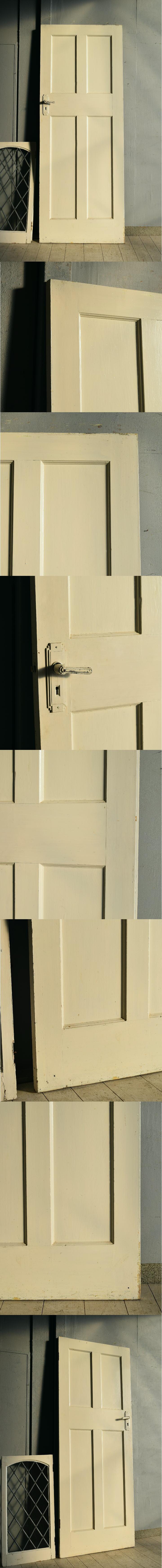 イギリス アンティーク ドア 扉 建具 7636