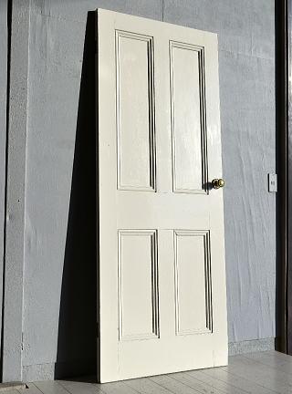 イギリス アンティーク  ドア 扉 ディスプレイ 建具 7697