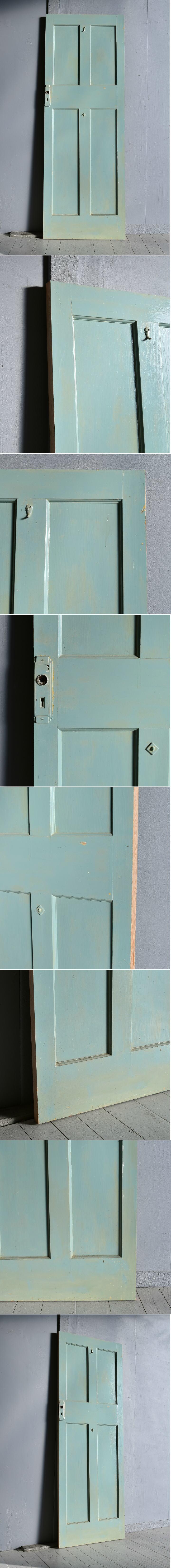 イギリス アンティーク ドア 扉 建具 7702