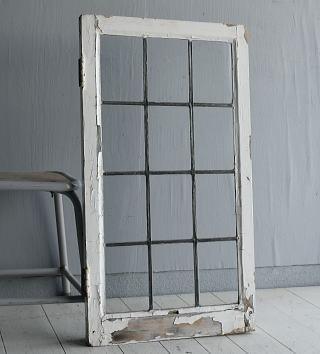 イギリス アンティーク 窓 無色透明 7722B