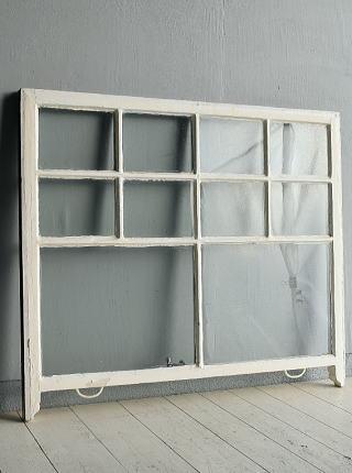 イギリス アンティーク 窓 無色透明 7723B