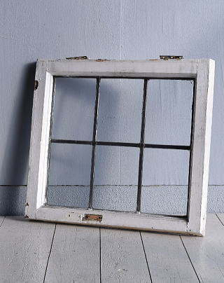 イギリス アンティーク 窓 無色透明 7735B