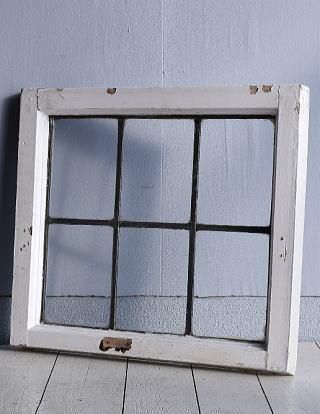 イギリス アンティーク 窓 無色透明 7735D
