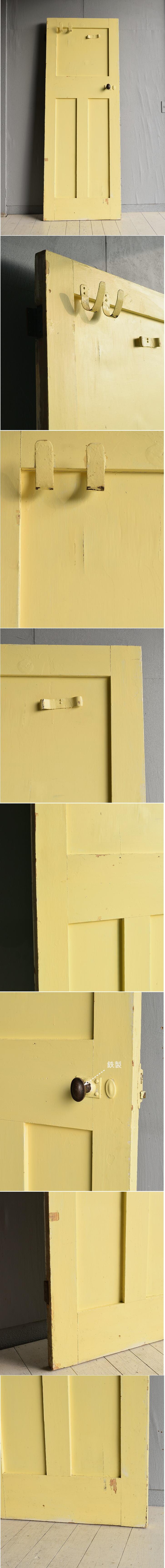 イギリス アンティーク ドア 扉 ディスプレイ 建具 7769