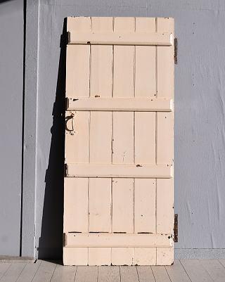 イギリス アンティーク ドア 扉 ディスプレイ 建具 7792