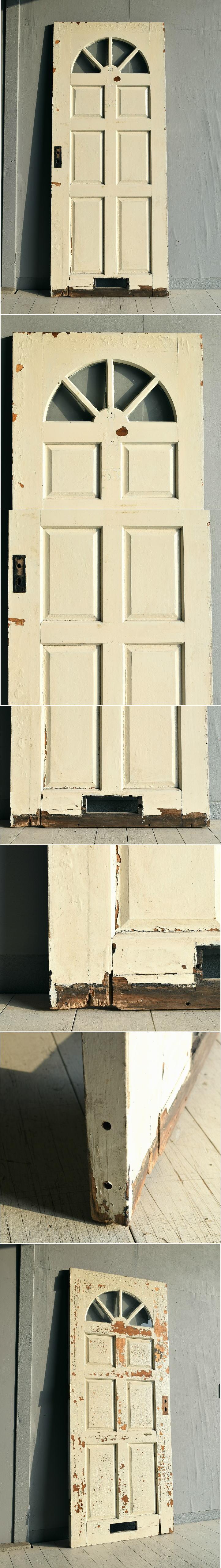 イギリス アンティーク ドア 扉 建具 ディスプレイ 7812