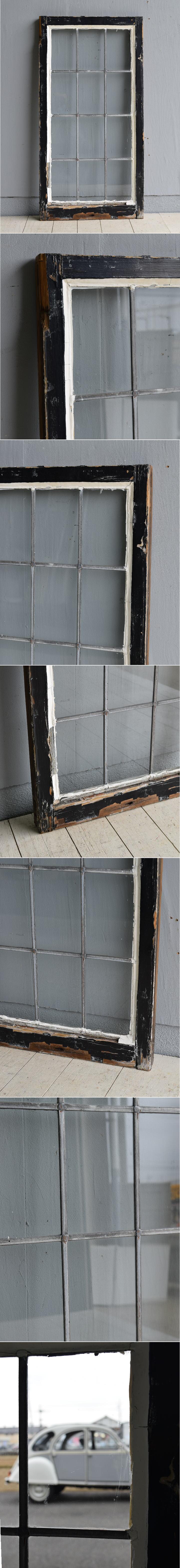 イギリス アンティーク 窓 無色透明 7822C