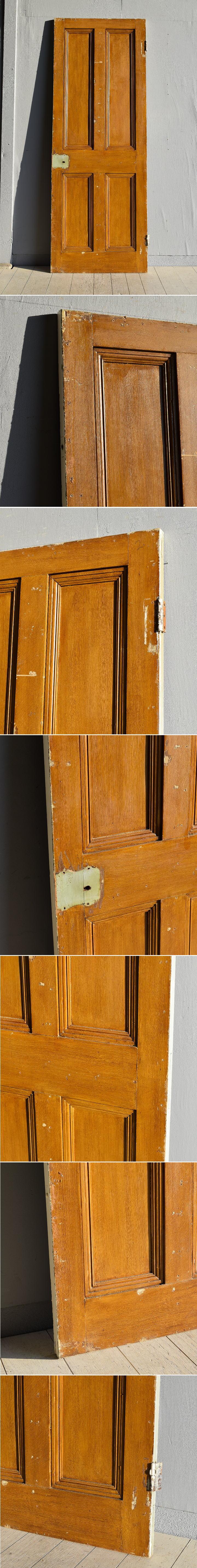 イギリス アンティーク ドア 扉 建具 7852