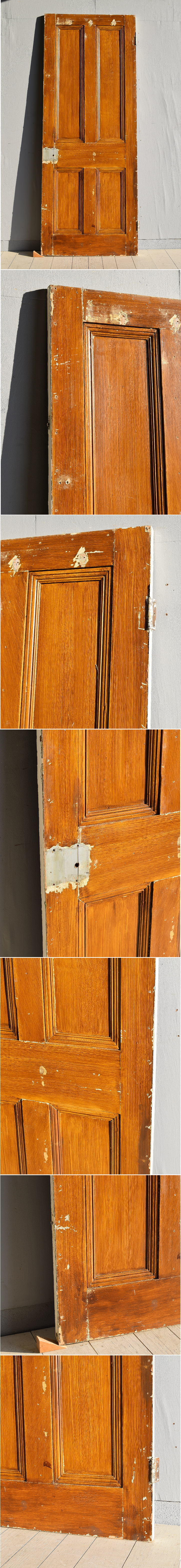 イギリス アンティーク ドア 扉 建具 7854