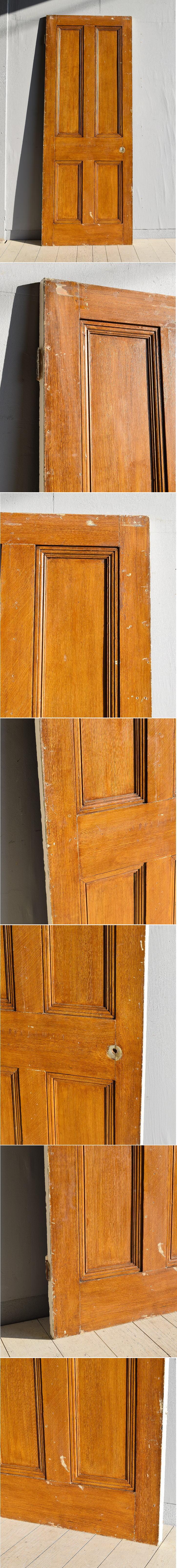 イギリス アンティーク ドア 扉 建具 7855