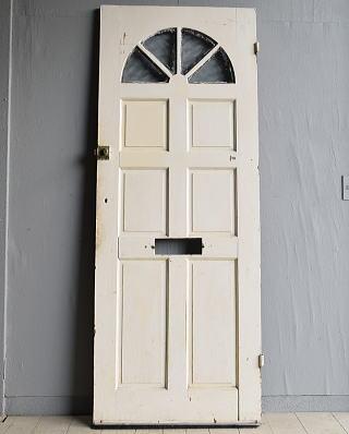 イギリス アンティーク  ドア 扉 建具 7863
