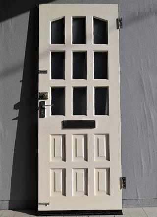 イギリス アンティーク ドア 扉 建具 7864