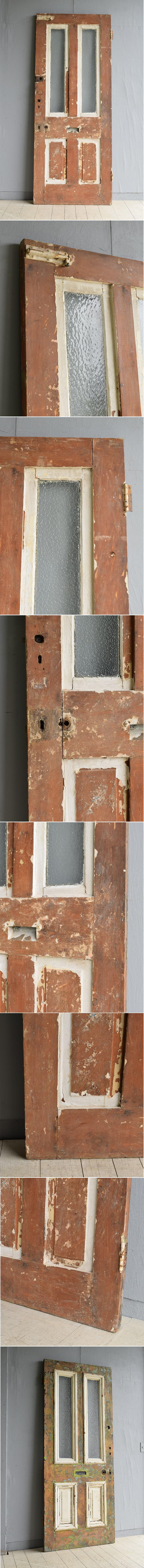イギリス アンティーク ドア 扉 建具 7903