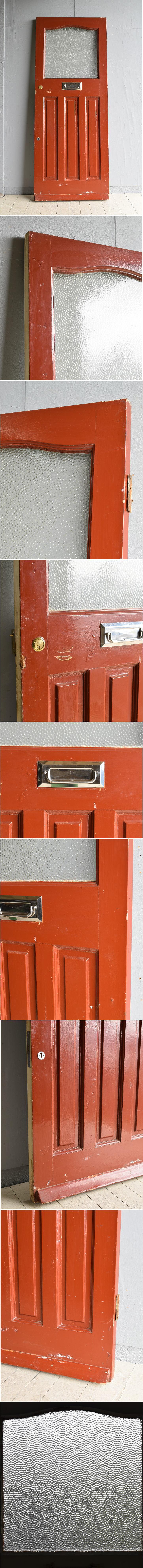 イギリス アンティーク ドア 扉 建具 9587