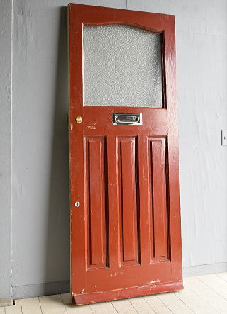 イギリス アンティーク ドア 扉 建具 7909