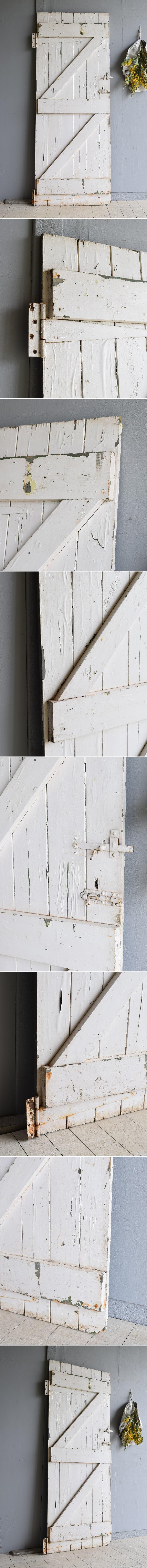 イギリス アンティーク ドア 扉 建具 7939