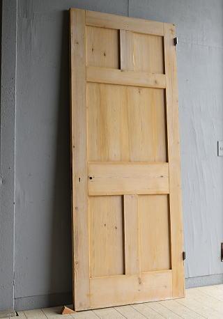 イギリス アンティーク オールドパイン ドア 扉 建具 7955