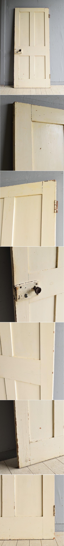 イギリス アンティーク ドア 扉 建具 7956