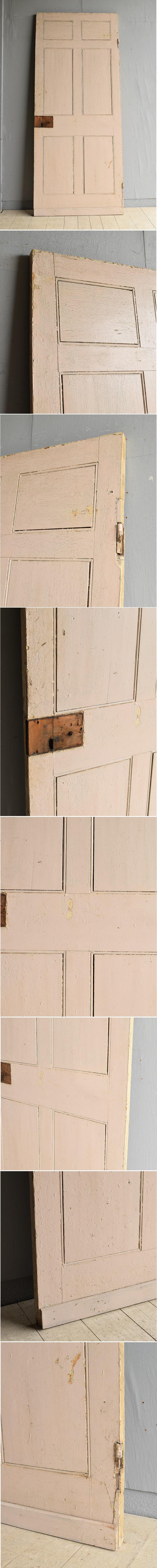 イギリス アンティーク ドア 扉 建具 7963